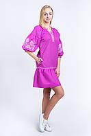 Вышитое платье Роза Новая, фото 1