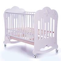Детская кроватка Lettino Bianco  Charme Feretti