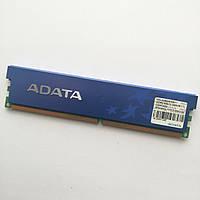 Игровая оперативная память ADATA DDR2 2Gb 800MHz PC2 6400U CL5 (AD2U800B2G5-DRH) Б/У
