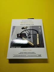 Бездротові Bluetooth-навушники NeckBAND MS-T18