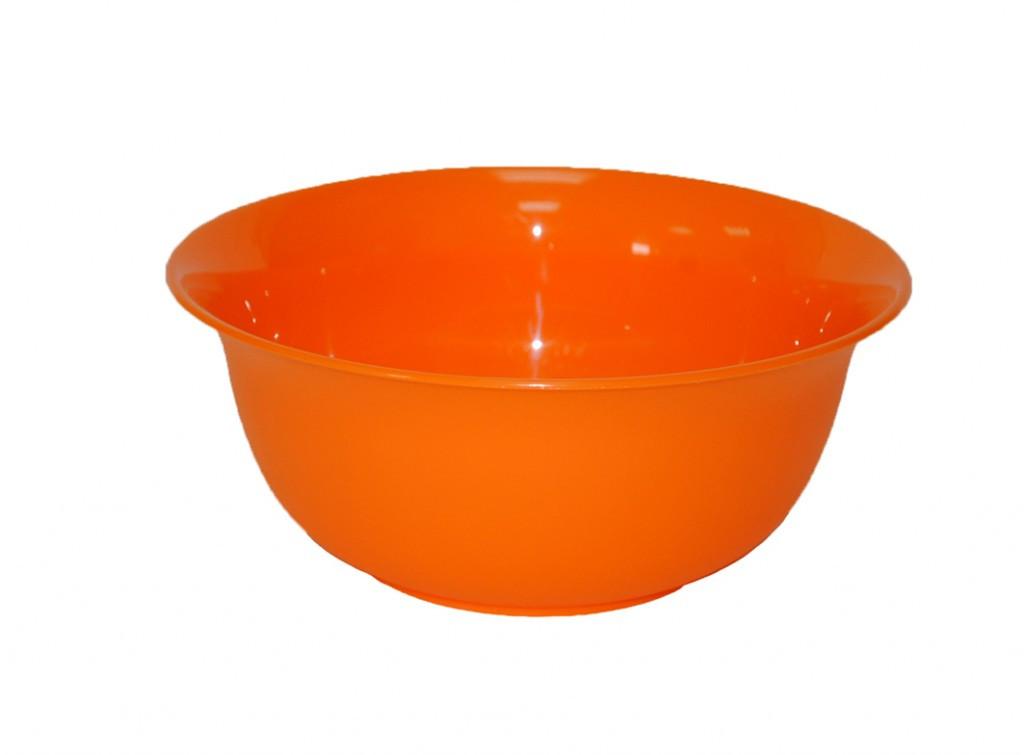 Салатник пластиковий, 1,8л, середній, Ламела