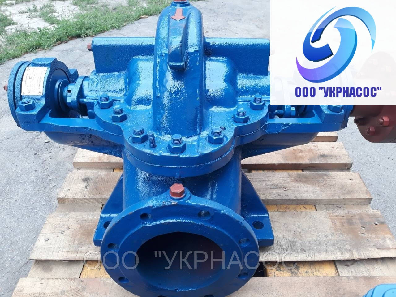 Насос Д320-50