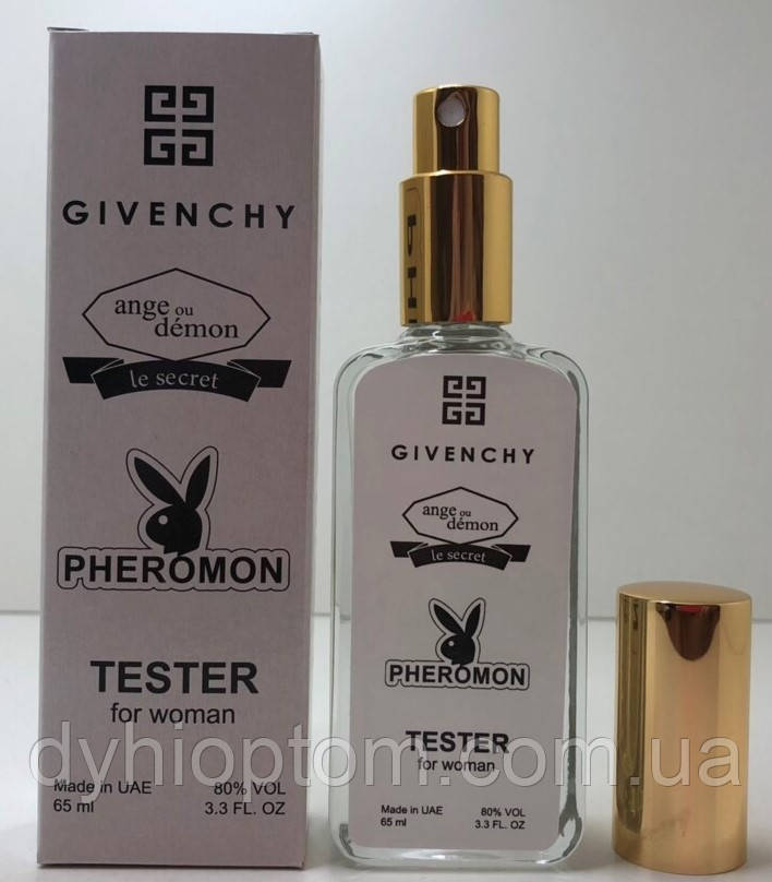 Тестер с феромонами женский Givenchy Ange Ou Demon Le Secret 65мл