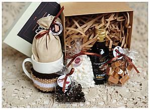 """Подарочный набор на Новый год """"Irish cream coffee"""""""