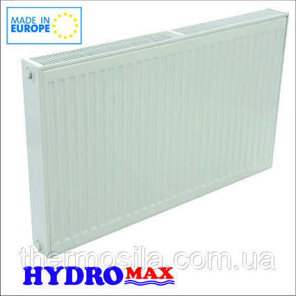 Радиатор стальной Тип 22 бок 500 х 1100, HYDROMAX