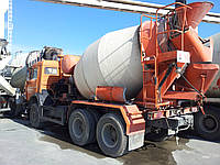 Товарный бетон М300 П3