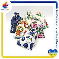Сувенирные мешочки от производителя (под заказ от 100-500 шт.)