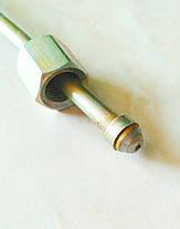 Паливна трубка. 300 мм. гайки: М 14-14 мм. Паливна трубка высоого тиску, фото 3