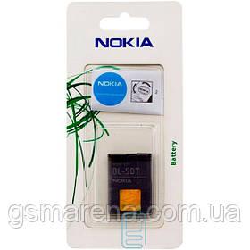 Аккумулятор Nokia BL-5BT 870 mAh AAAA/Original в блистере