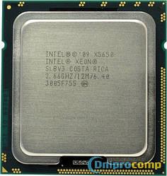 Intel XEON X5650 2.66 GHz/12M (s1366)