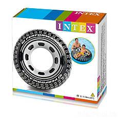 """Надувной круг """"Шина"""" - Intex 56268, 114 см, фото 3"""