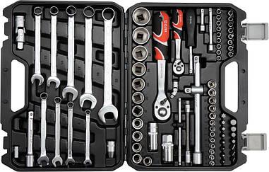 Набір інструментів для ремонту авто 82 предмета Yato YT-12691