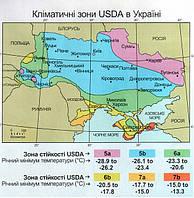 Украина -  Новые Климатические зоны!