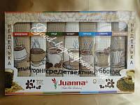 Кухонные полотенеца Juanna 7шт: 50х70 / хлопок / кухня /  Tурция