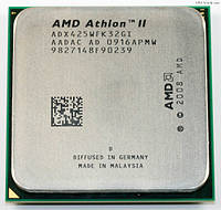 Процессор AMD Athlon II X3 425 2700MHz, sAM3 tray