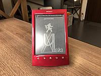 Електронна книга Sony PRS-T2 Red, фото 1