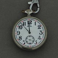 Molnija Молния карманные механические часы СССР , фото 1