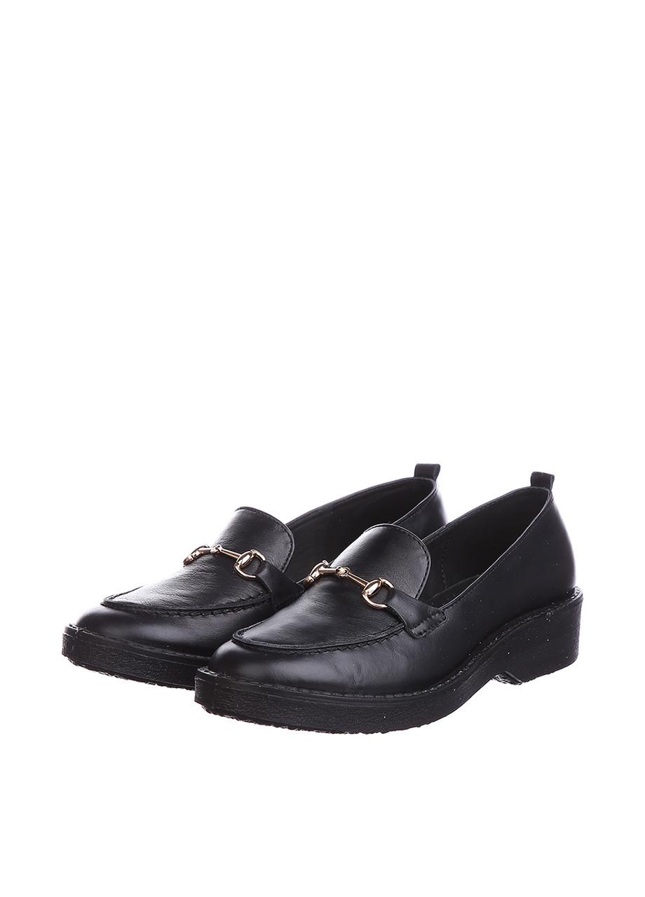 Туфли Tellus 06-04B Черный