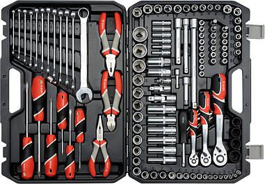 Набір інструментів для авто Yato YT-38881 129 предметів