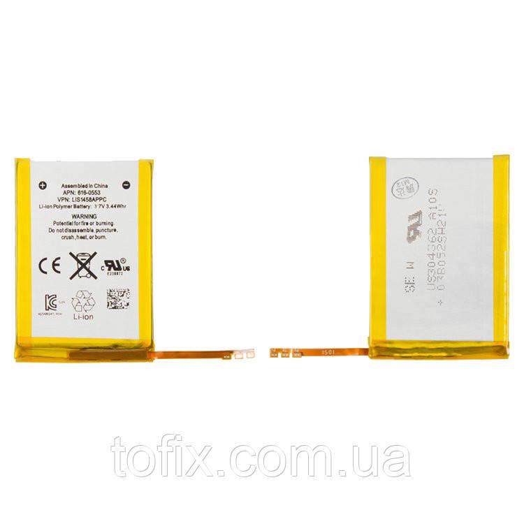 Батарея (акб, аккумулятор) для iPod Touch 4G, #616-0553, оригинал