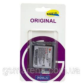 Аккумулятор LG LGLP-GAMM 800 mAh KG810 A класс