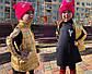 """Детский стильный комплект-двойка для девочки 364 """"LOL"""" в расцветках, фото 8"""