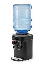 Кулер для воды настольный HotFrost D65ЕN горячая-холодная вода