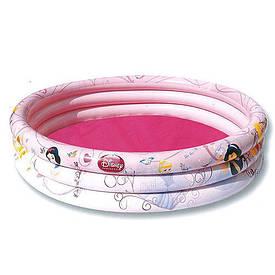 Детский цветной надувной бассейн Bestway 91047