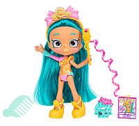 "Лялька Шопкинс Shopkins 5"" Shoppie Doll with Matching and Accessories - Sunny Meadows, фото 1"