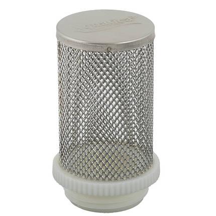 """Фильтр донный к обратному клапану 1"""" (нерж. сталь/технополимер) AQUATICA (779639), фото 2"""