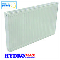 Радиатор стальной Тип 22 бок 500 х 500, HYDROMAX