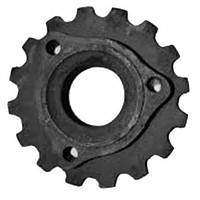 Звездочка ступицы колеса опорного СЗ-3,6 (Z=16, t=31.75) с/о