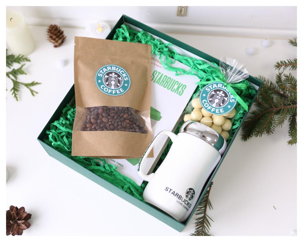"""Подарочный набор """" Starbucks"""""""
