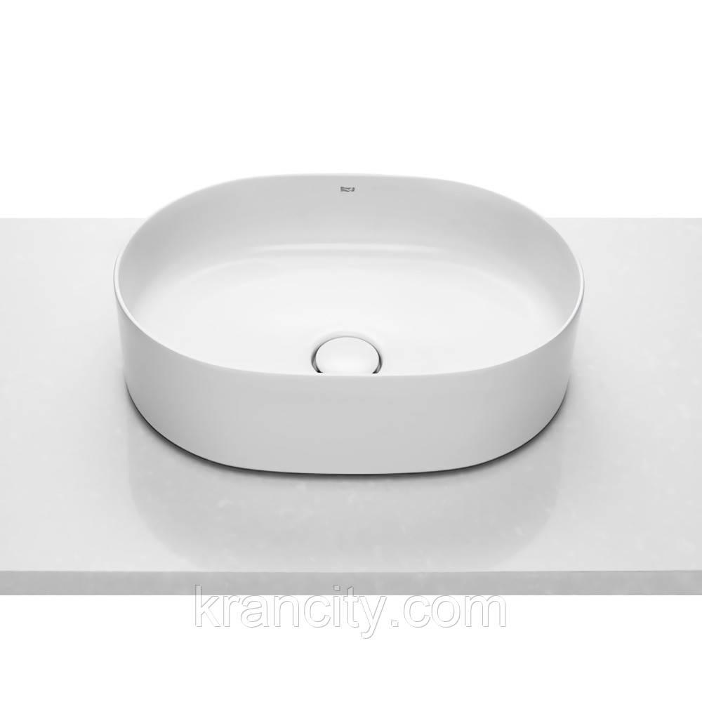 Накладная керамическая раковина Roca INSPIRA ROUND A327520000