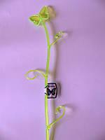 Опора для орхидеи Бабочка зеленая