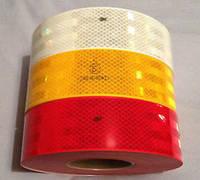 Световозвращающая лента 3М Scotchlight (Скотчлайт) 983 для контурной маркировки (55мм х 1 м)