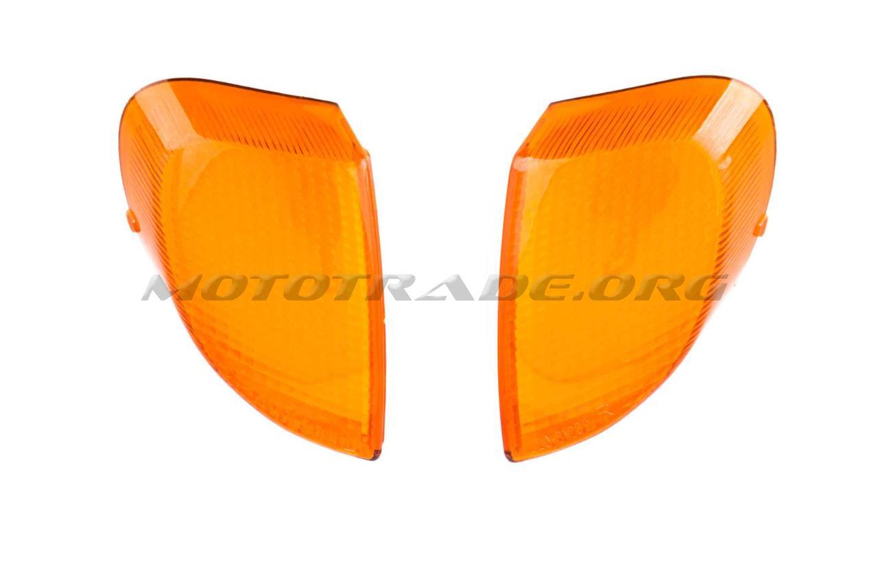 Стекло поворотов зад (пара)   Yamaha JOG SA01   KOMATCU, шт