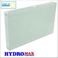 Радиатор стальной Тип 22 низ 500 х 500, HYDROMAX