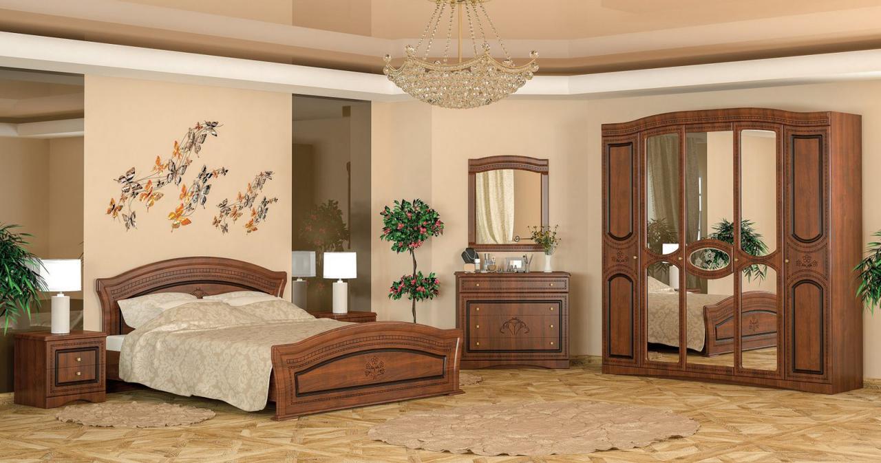 Спальний гарнітур Мілано