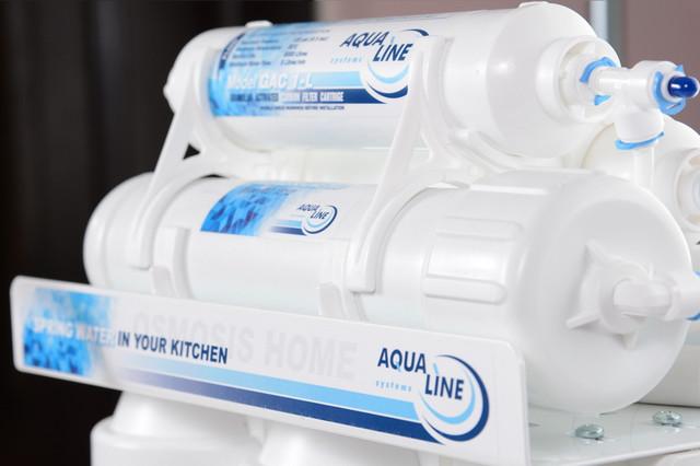 изображение осмоса Aqualine Ro-5