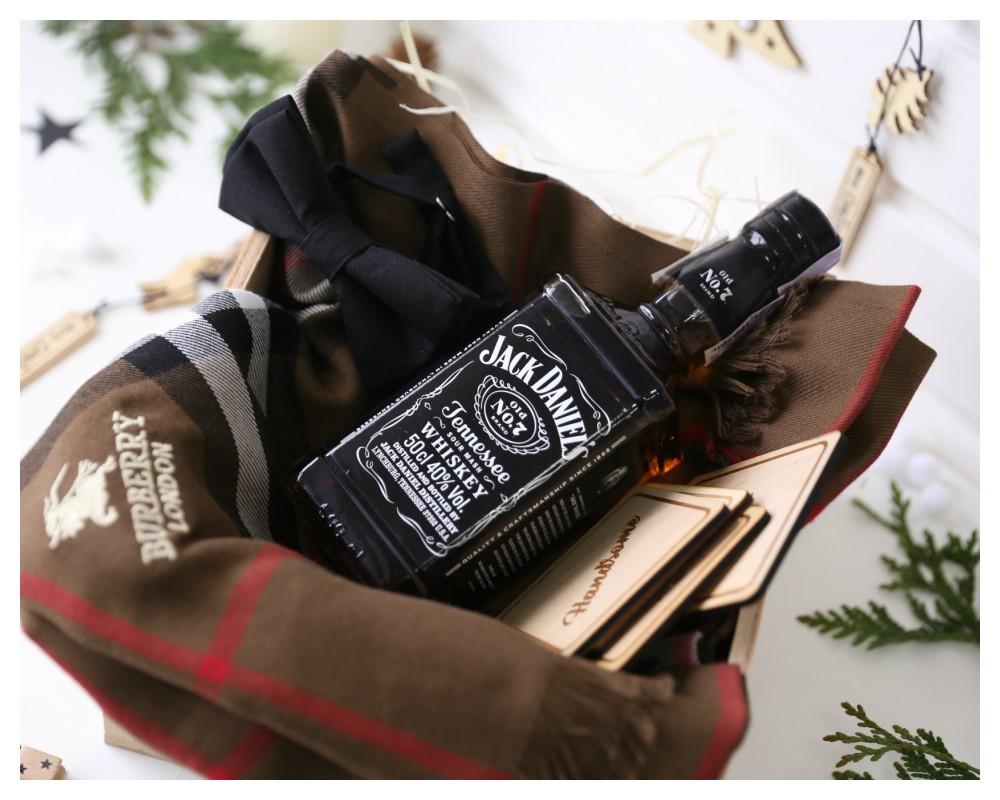 """Подарочный набор для мужчины """"Стильный Джек"""""""