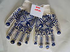 Робочі рукавиці №143 трикотажні Механік