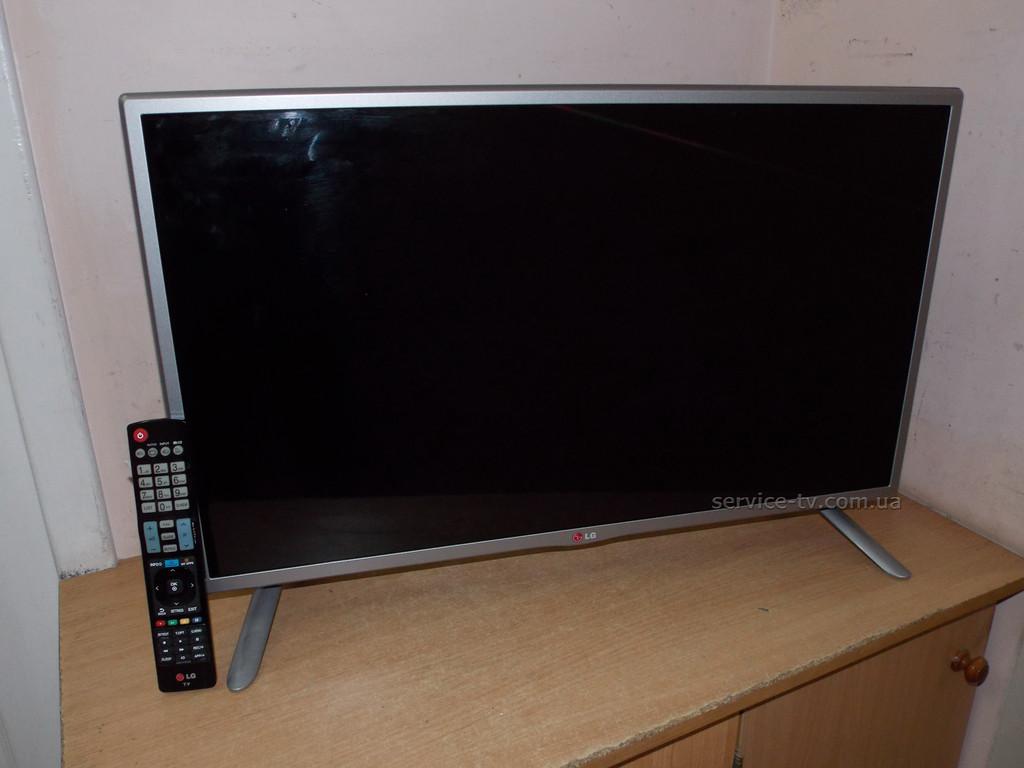 Ремонт телевизора LG 32LB580V-ZB