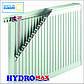 Радіатор сталевий Тип 22 низ 500 х 1100, HYDROMAX, фото 3