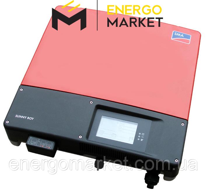 Сетевой инвертор Sunny Boy 5000 TL (SB 5000 TL-21)  5 кВт