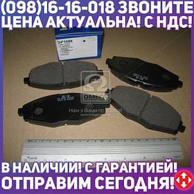 ⭐⭐⭐⭐⭐ Колодки тормозные ДЕО LANOS 1.5 (производство  SANGSIN)  SP1086