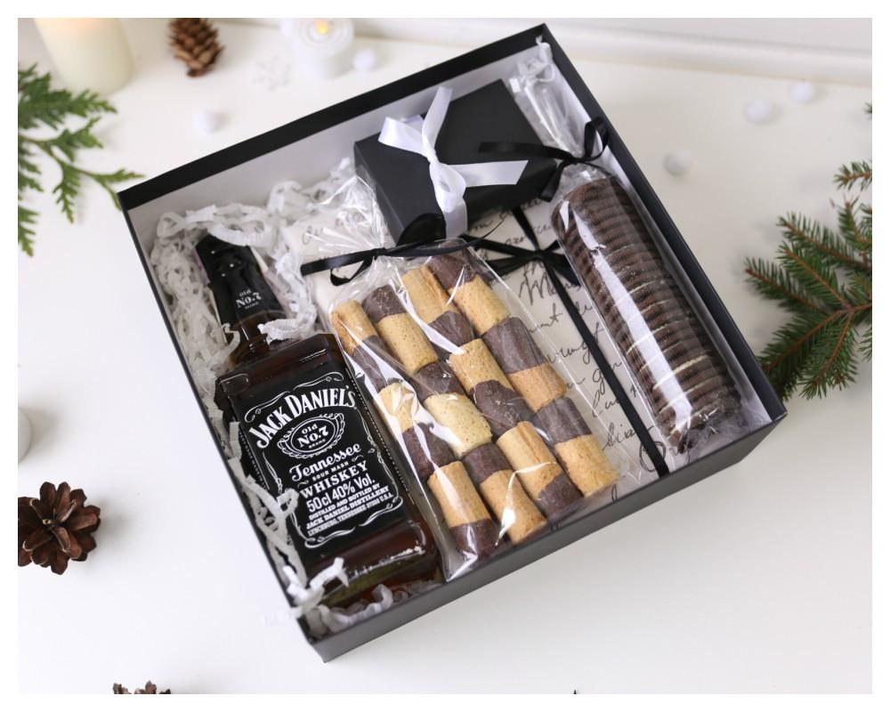"""Подарунковий набір для чоловіків """"Black Jack"""""""