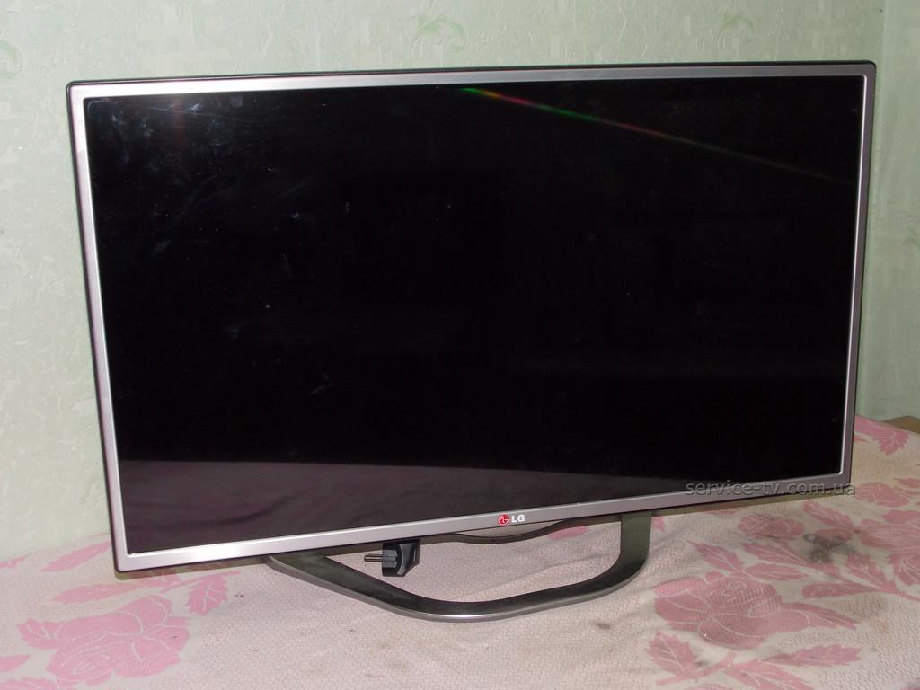 Ремонт телевизора LG 32LN613V