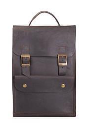 Элегантный кожаный рюкзак