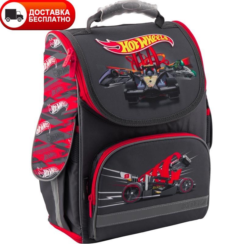Рюкзак Kite HW19-500S каркасный Hot Wheels